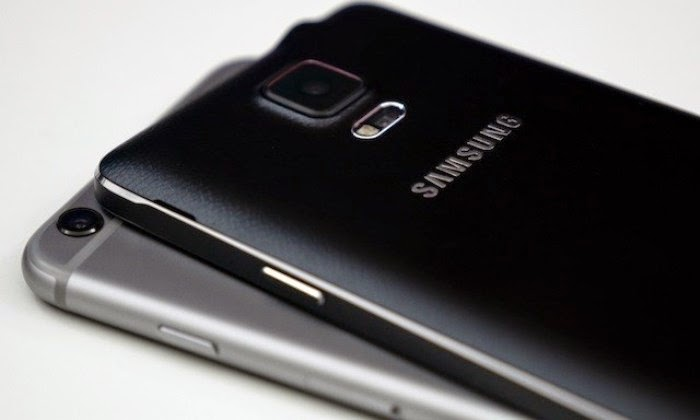 Samsung Launched The Galaxy Note 4 Versions Of Christmas