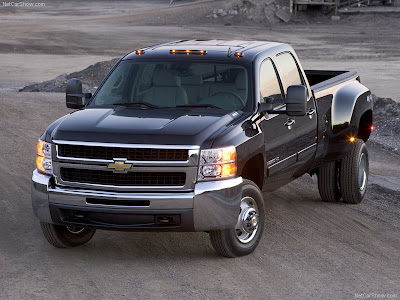 2010 Chevrolet Silverado 3500HD Owner's Manual