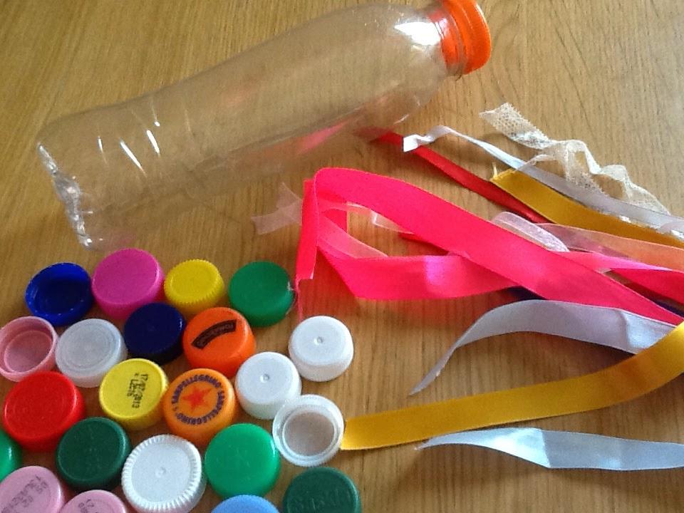 Estremamente Mangia Leggi Crea: Sonaglio ovvero come riciclare bottiglia, tappi  RI87