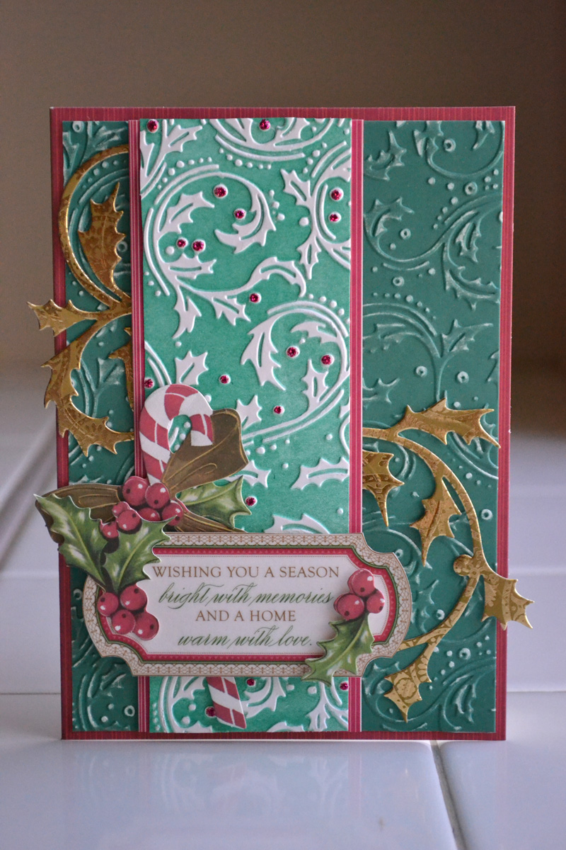 Aly Dosdall Crafty Christmas Countdown Day 11