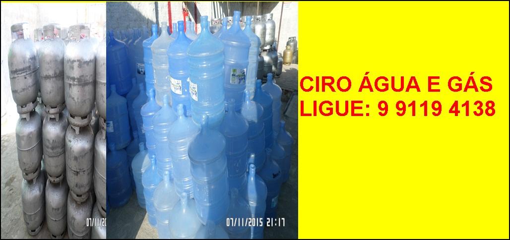 CIRO ÁGUA E GÁS