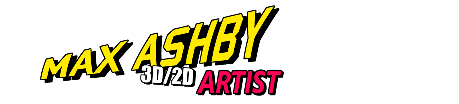 Max Ashby's Art Blog