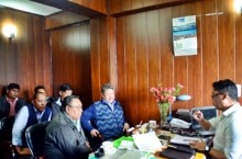 Hill Tourism Development Association Kurseong (HTDAK) met GTA to boost tourism