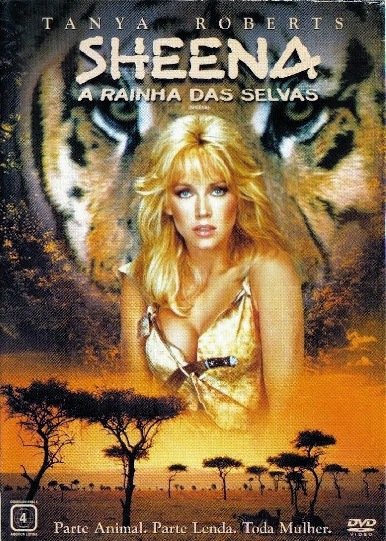 Sheena: A Rainha das Selvas – Dublado (1984)