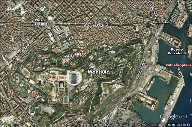 Mapas-Barcelona
