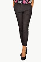 Pantaloni bleumarin din denim D1902C (Ama Fashion)