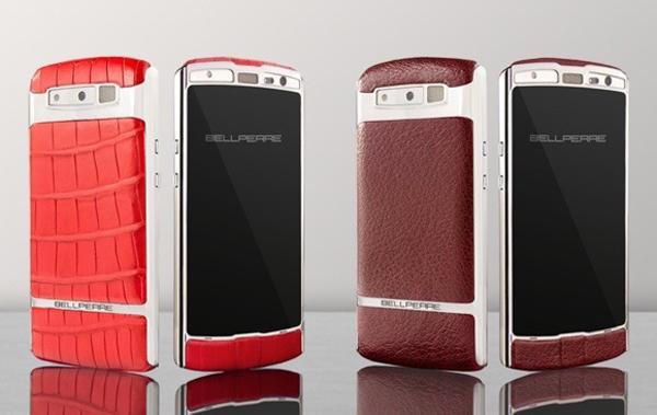 Bellperre Touch, Smartphone Mewah Pesaing Vertu