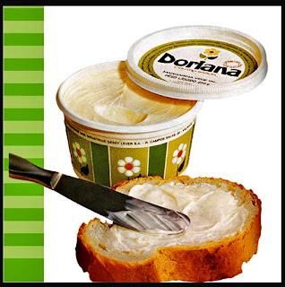 propaganda margarina Doriana - 1970