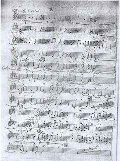 """ Zekrayaty "" Music Sheet"