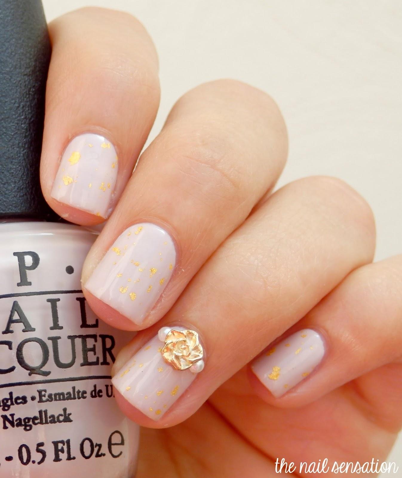 The nail sensation: julio 2014
