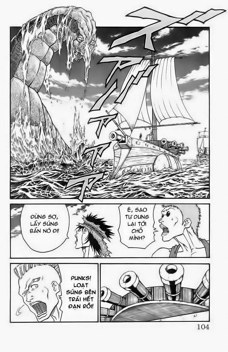 Vua Trên Biển – Coco Full Ahead chap 227 Trang 16 - Mangak.info