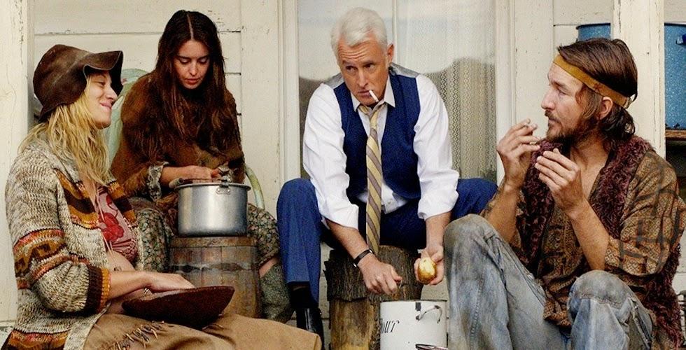 Roger visita la comuna hippie en la que vive su hija en la séptima temporada
