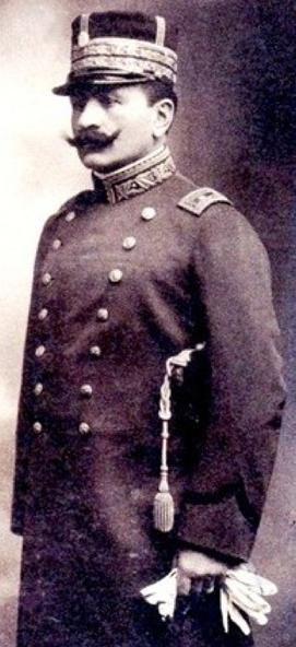 Teniente General PABLO RICCHERI (San Lorenzo 08/08/1859 – Buenos Aires 29/07/1936)