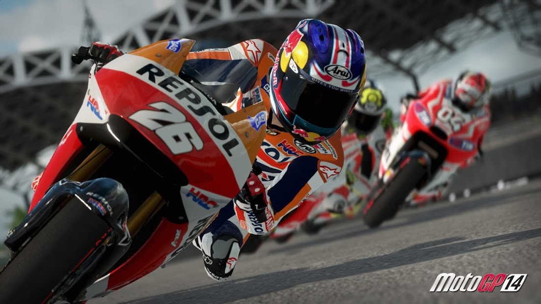 Cara Atasi Error MotoGP 14 - Steam client must be running to play this game