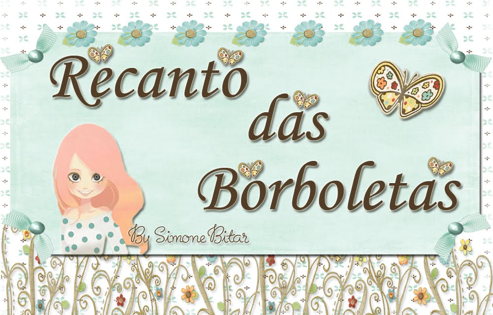 RECANTO DAS BORBOLETAS
