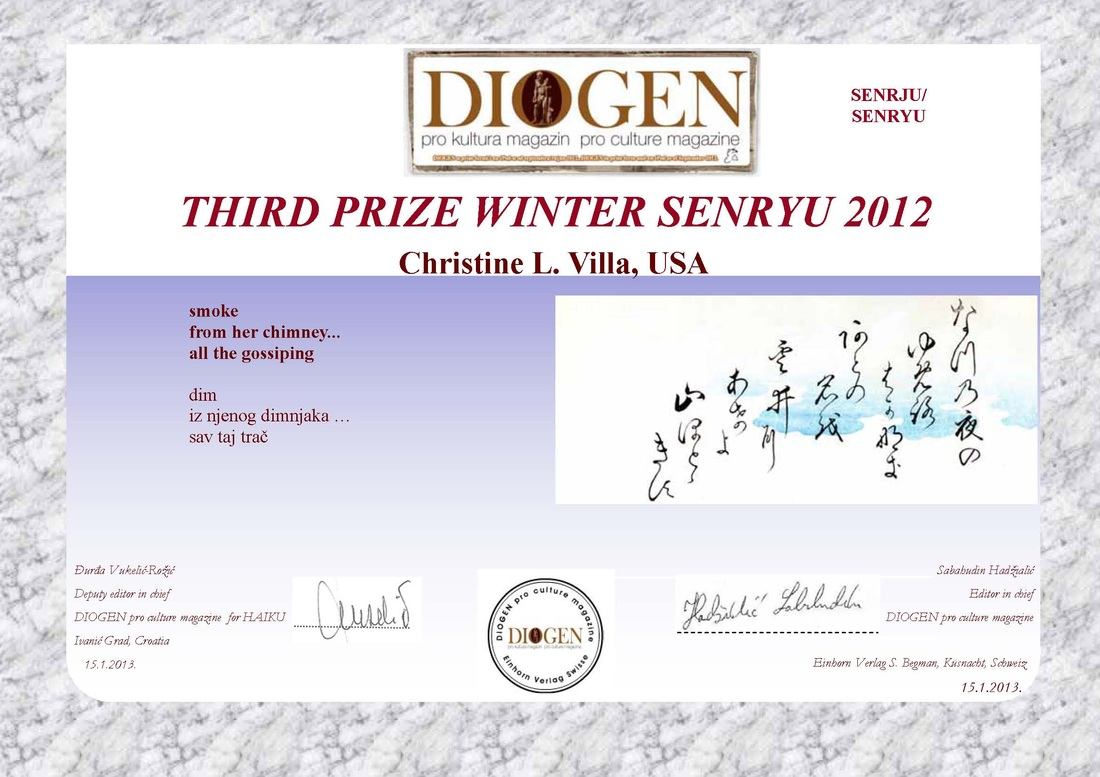 3rd Place, Diogen 2012
