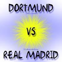Madrid Menang, Dortmund Melaju ke Final UCL oleh Khairul Akmal