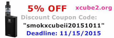 SMOK X Cube II MOD Special Offer Activity