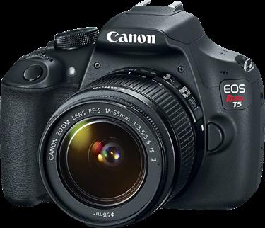 Canon EOS 1200D (EOS Rebel T5 / EOS Kiss X70) Camera User's Manual