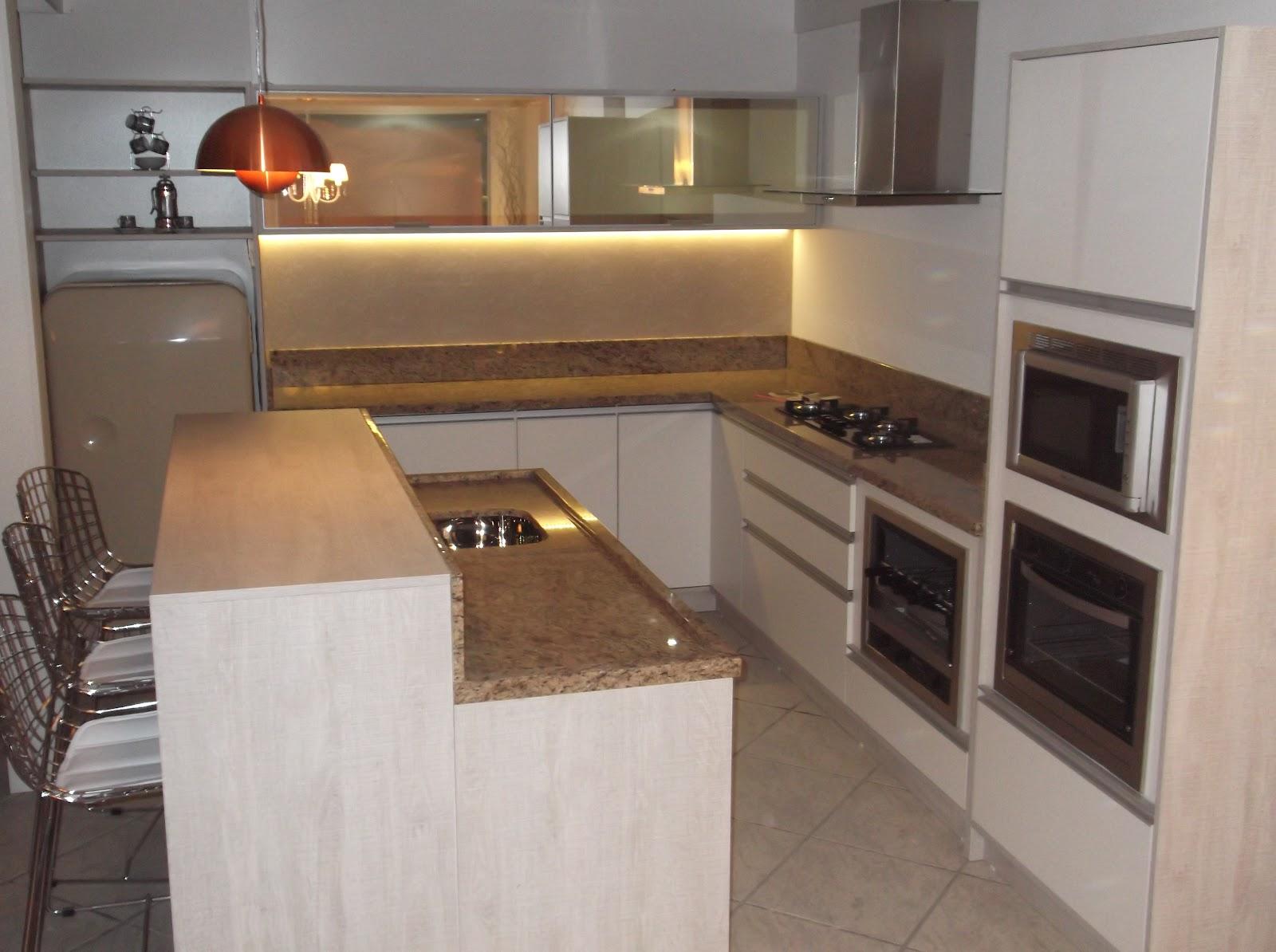Cozinha Com Ilha E Mesa De Vidro Cozinhas Pequenas De Ilha Studio