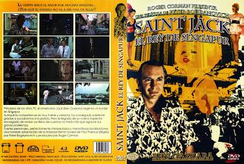 Carátula dvd: Saint Jack, el rey de Singapur (1979)