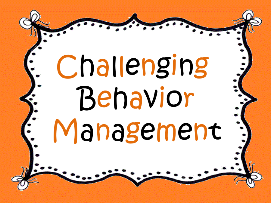 management of challenging behavior in elderly The aim of this assignment is to explore challenging behaviour in the person with dementia as it is outside the scope of this assignment to explore all the potential.