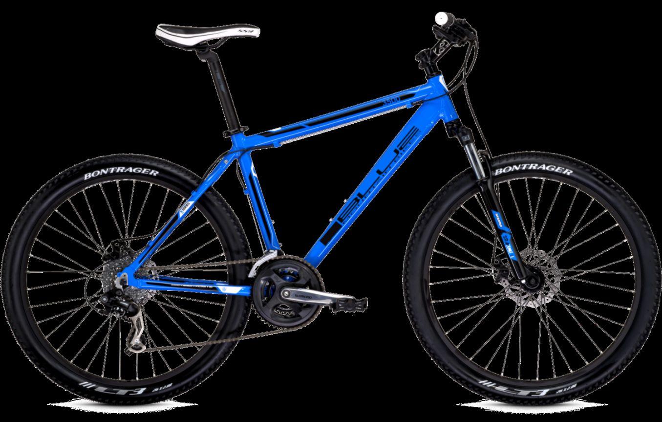 Trek Mountain Bike Blue