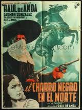 O CAVALEIRO NEGRO NO NORTE - 1949