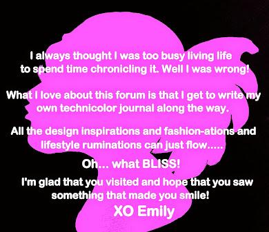 Why I blog...