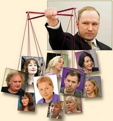 Breivik the puppeteer