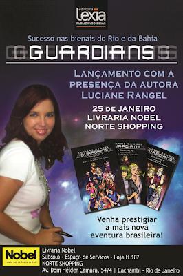 Eventos: Tarde/Noite de Autógrafos com Luciane Rangel