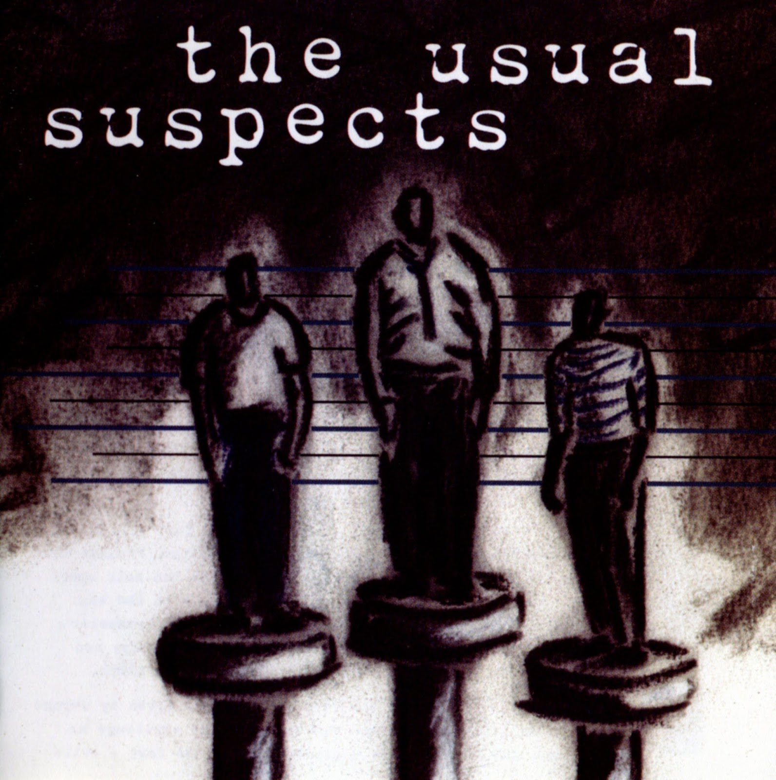essay on the usual suspects The director uses several cinematic techniques and embeds a whole range of other techniques to create a dark atmosphere the opening foreshadows the sinister mood and atmosphere throughout the entirety of the movie.