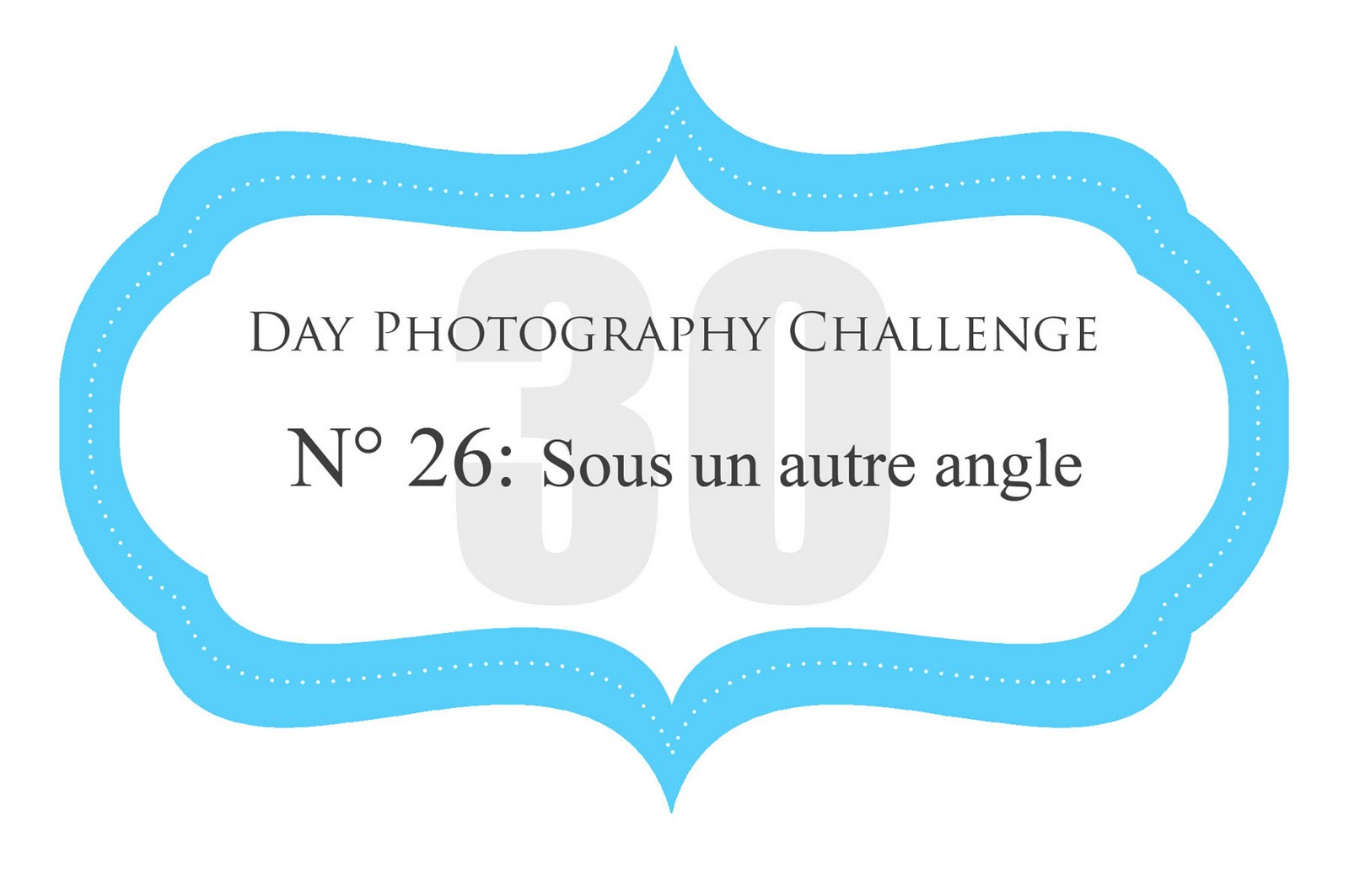 Day 23 - Photography Challenge