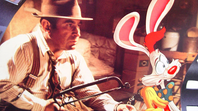 Eddie and Roger Rabbit