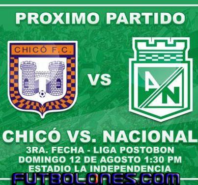 Ver Atletico Nacional Vs Boyaca Chico En Vivo Deportes   PC Web Zone