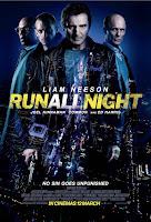 Run All Night poster malaysia