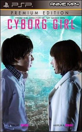 Cyborg Girl BDrip [MEGA][PSP] Cyborg+Girl