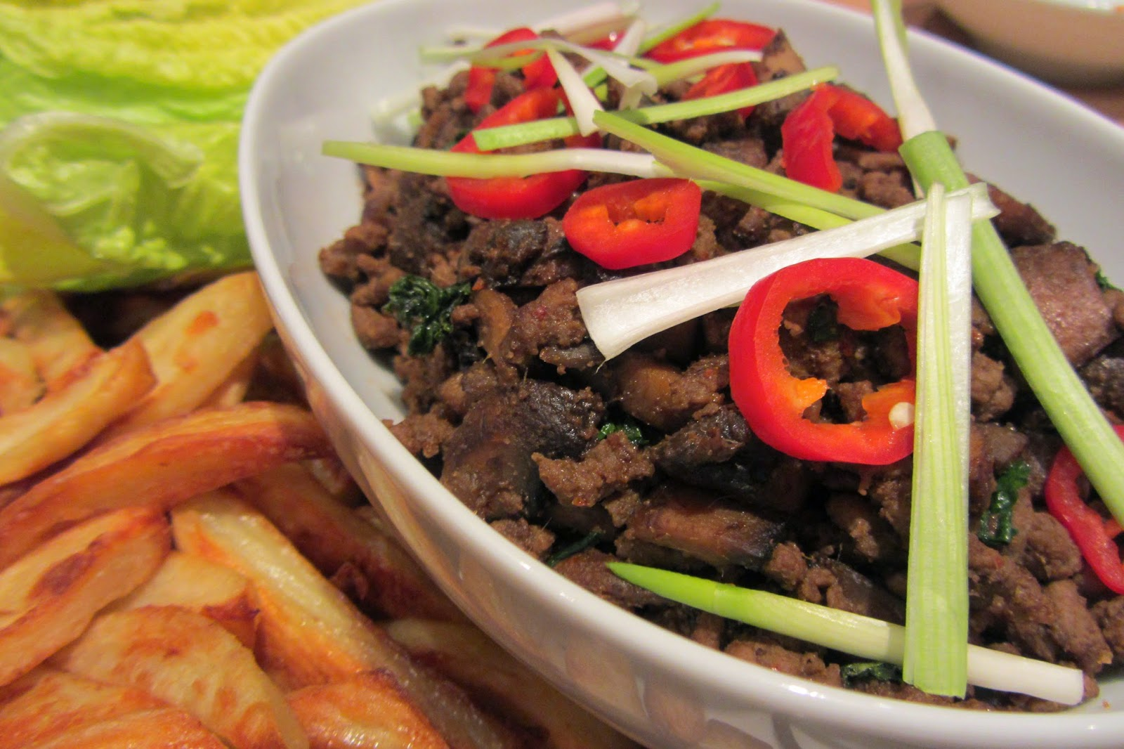 slimming world delights asian style chilli beef