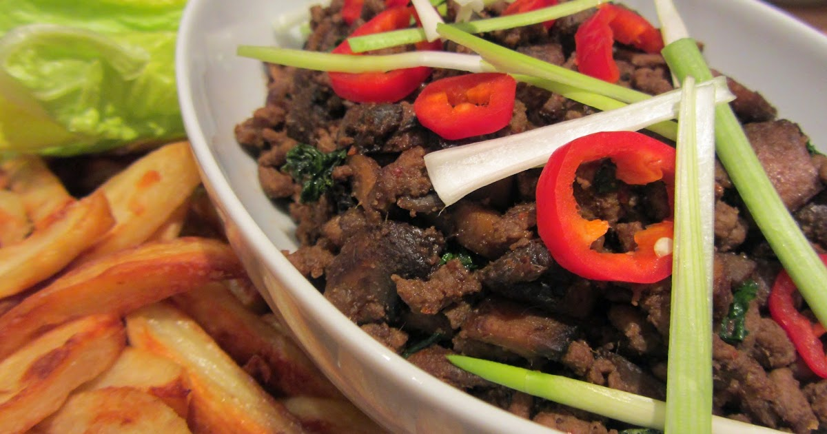 how to make a hamburger extra lean mince