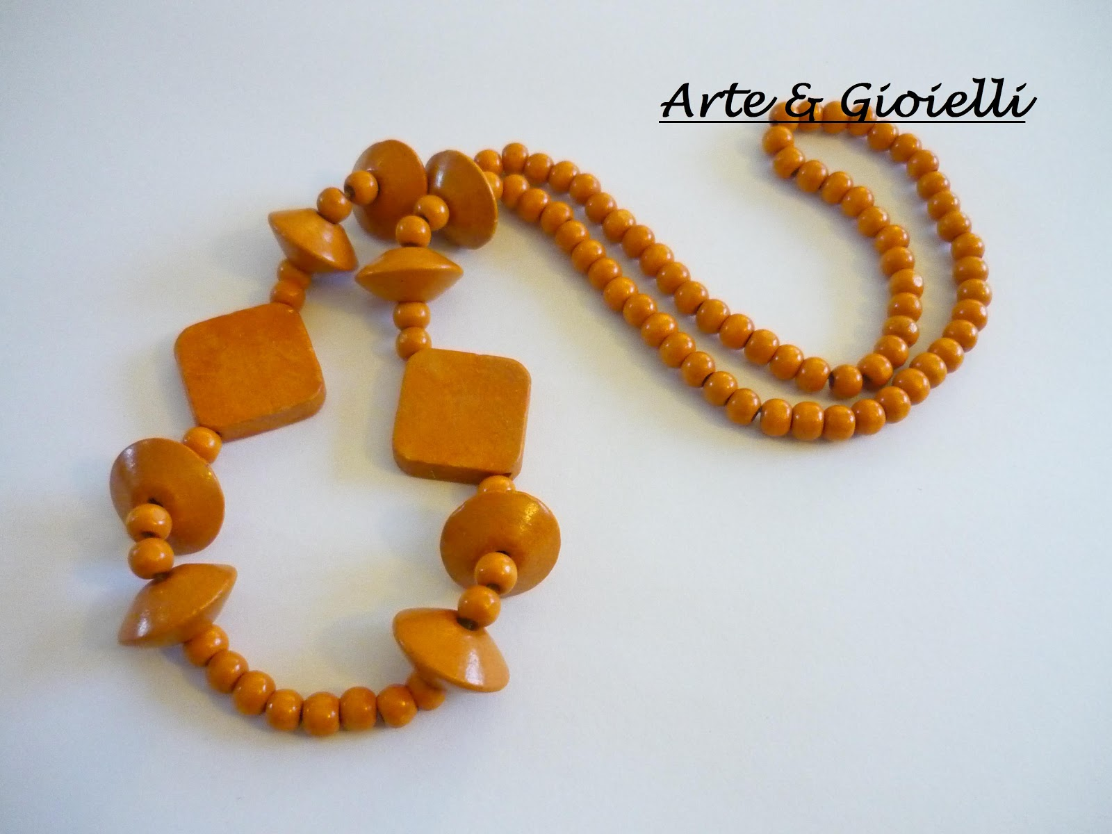 Arte gioielli collane in legno for Siti cinesi gioielli