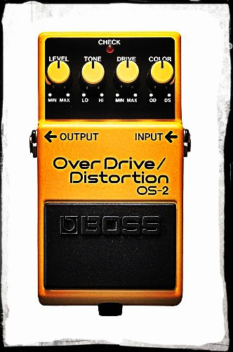 Deal on Boss OS-2 Overdrive/Distortion Pedal