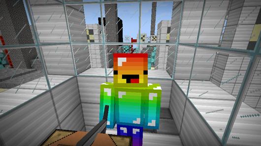 Joga no Minecraft 1.6