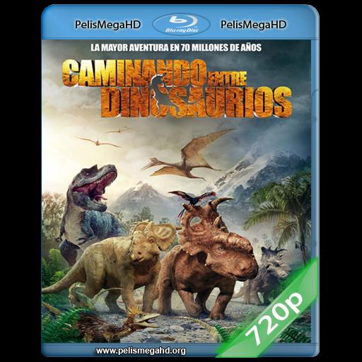 CAMINANDO CON DINOSAURIOS (2013) 720P HD MKV INGLÉS SUBTITULADO