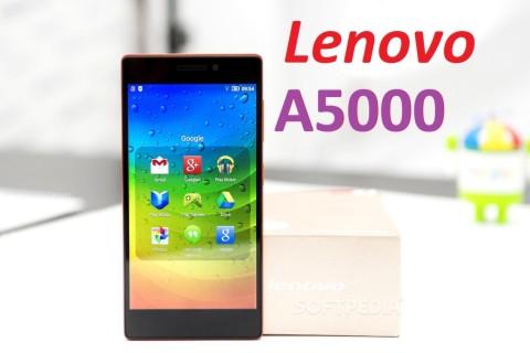 Harga Lenovo A5000 Dengan Baterai Kapasitas Jumbo 4000 mAh