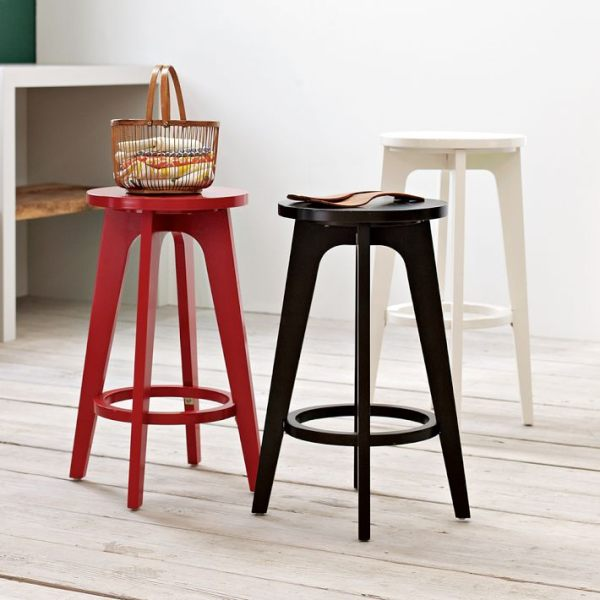 20 Creative And Modern Kitchen Stools