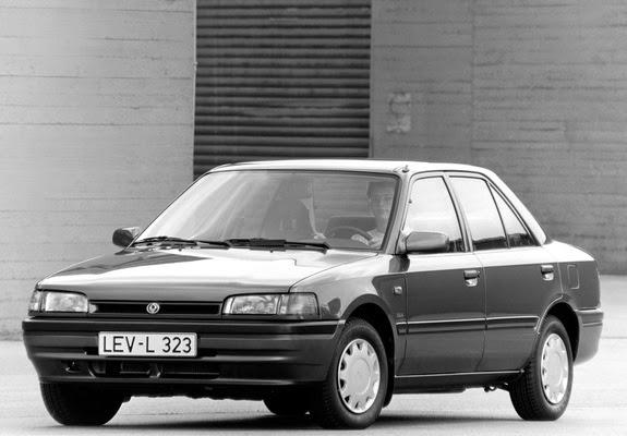 the ultimate car guide car profiles mazda 323 1993 1998. Black Bedroom Furniture Sets. Home Design Ideas