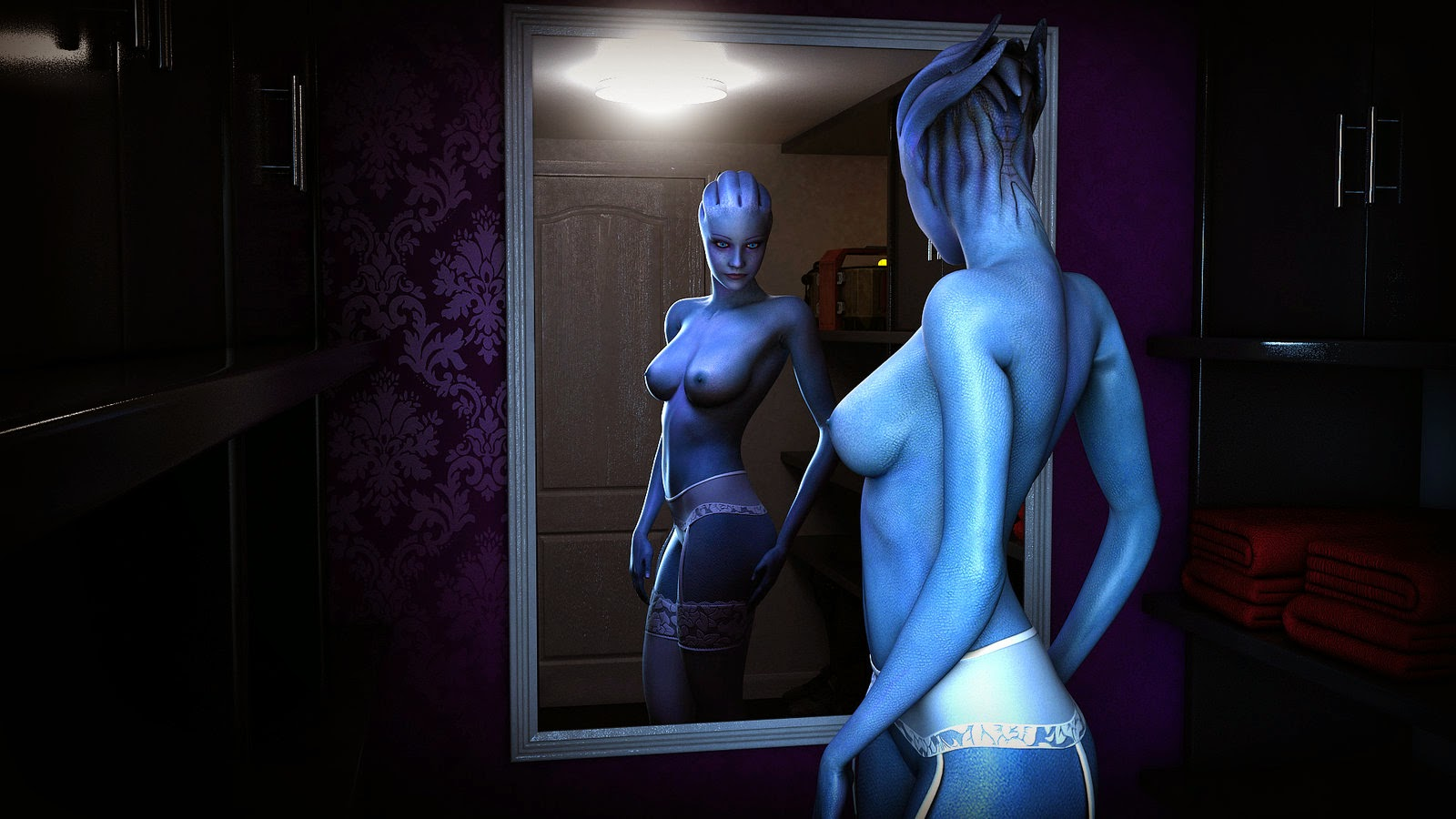 Mass effect liara sex photo sex photos
