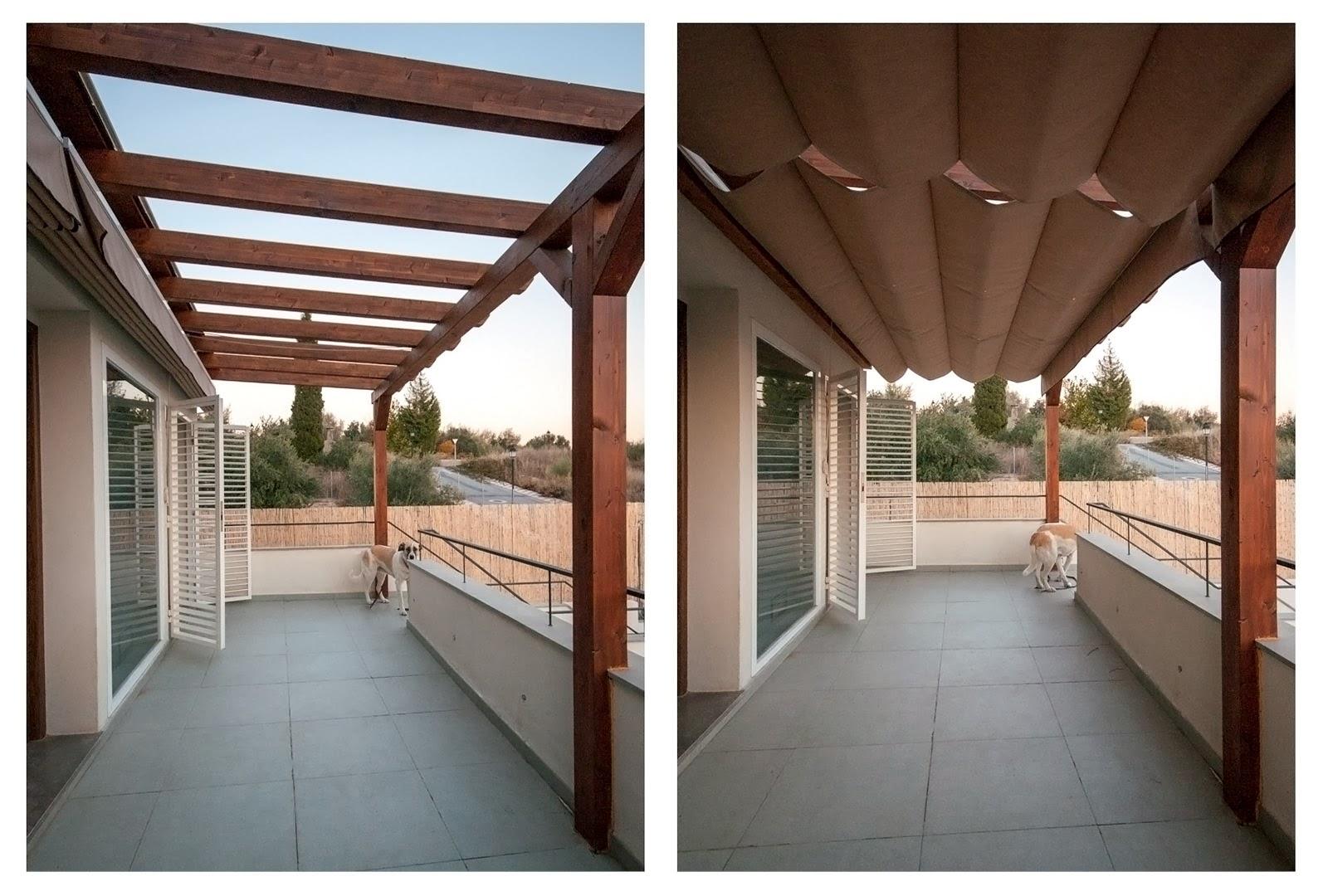 La casa ecol gica y bioclim tica p rgola - Pergolas minimalistas ...