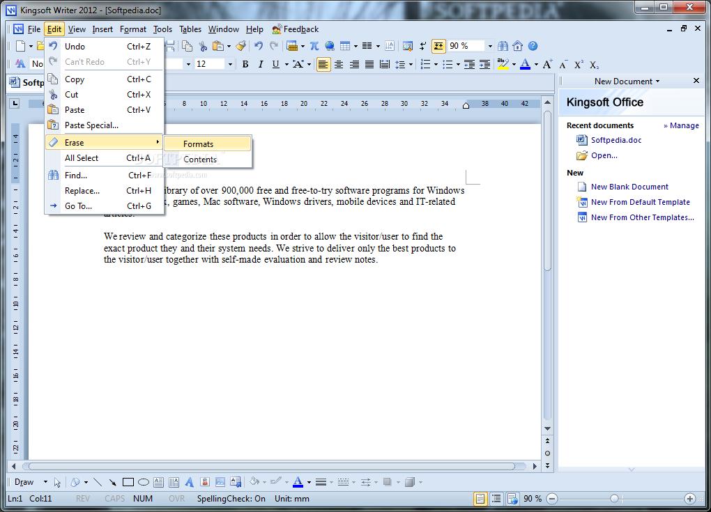 Un clone de microsoft office gratuit niko pik - Windows office gratuit pour windows ...
