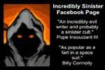 EVIL FACEBOOK PAGE